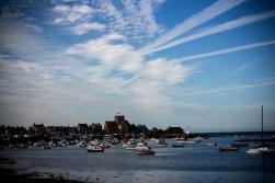 barfleur and sky